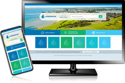 Hobsons Bay Guide website