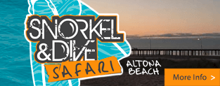 Snorkel & Dive Safari Altona Beach